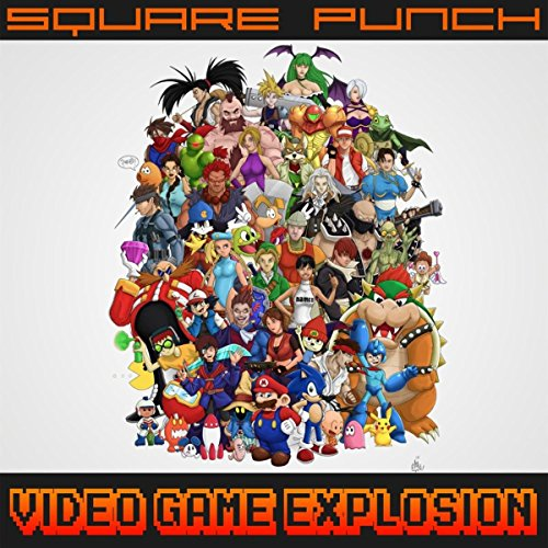 Video Game Explosion