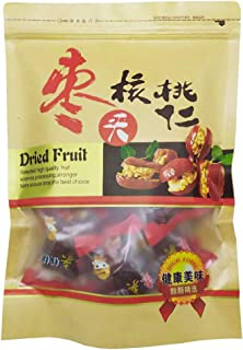 Xinjiang specialty jujube with walnut kernel 500g sandwich fruit snack hold fruit snack sweet red jujube with crispy walnut