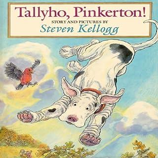 Tallyho, Pinkerton cover art