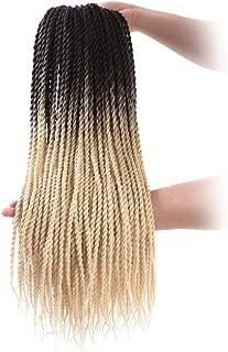 5Pcs/Lot SenegaleseTwistCrochet Hair 24