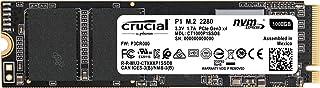 【Crucial】 クルーシャル SSD M.2 1000GB P1シリーズ Type2280 PCIe3.0x4 NVMe 5年保証 1TB CT1000P1SSD8 [並行輸入品]