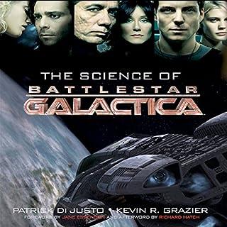 The Science of Battlestar Galactica audiobook cover art