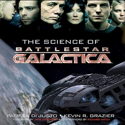 The Science of Battlestar Galactica audiobook cover art
