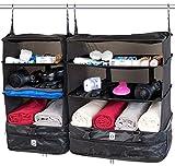 Xcase Koffertaschen: XL- und XXL-Koffer-Organizer, Packwürfel zum Aufhängen (Koffer Regal)