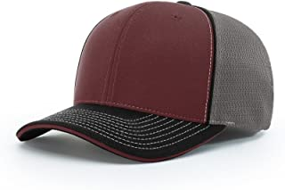 RICHARDSON 172 Pulse SPORTMESH R-Flex Blank Baseball Cap FIT HAT