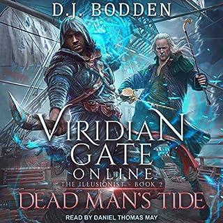 Page de couverture de Viridian Gate Online: Dead Man's Tide