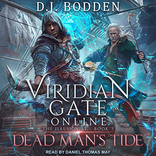 Viridian Gate Online: Dead Man's Tide audiobook cover art