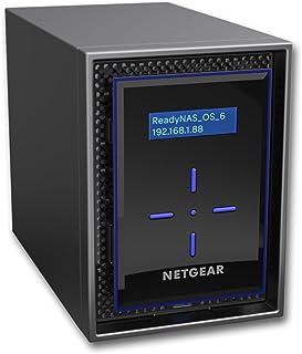 NETGEAR ReadyNAS 422-2 Bay Network Attached Storage