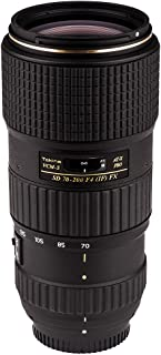 Tokina ATXAF720FXN 70-200mm f/4 Pro FX VCM-S Lens for Nikon