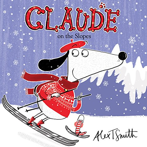 Claude on the Slopes audiobook cover art
