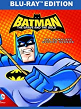 Batman: The Brave and The Bold - The Complete Second Season