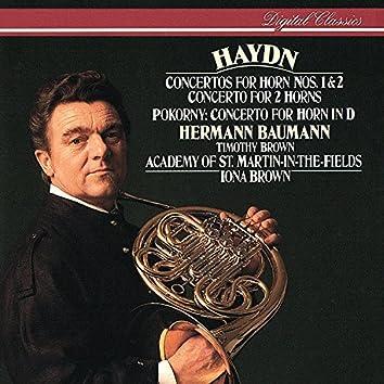 Haydn & Pokorny: Horn Concertos