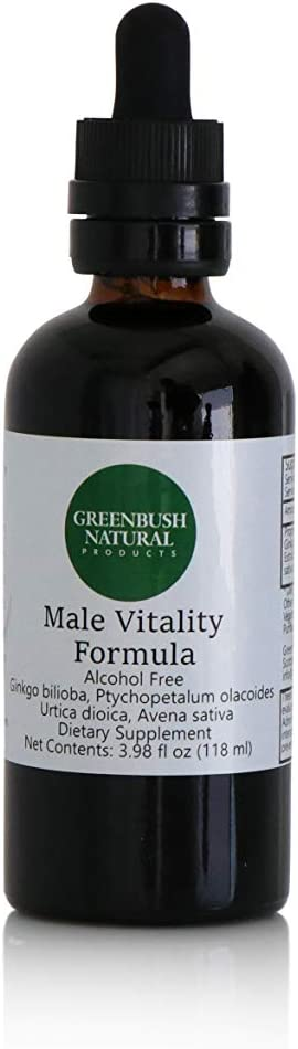 Today's only Greenbush Male Popular overseas Vitality Extract Blend Libido Sexual Health and