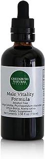 Greenbush Male Vitality Formula | 4 oz Liquid Extract | Libido Boost