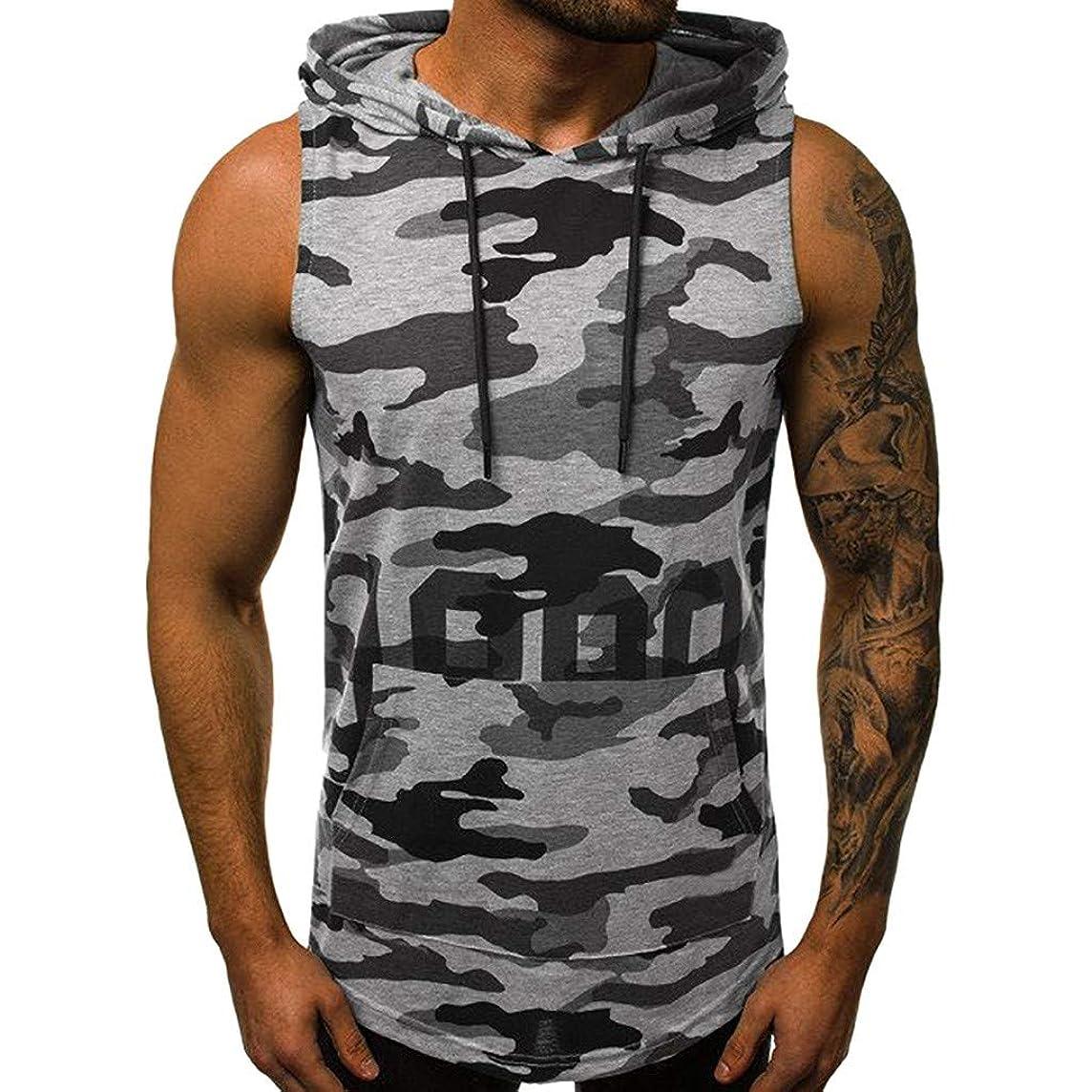 iHPH7 Men's Tank Top Tee Shirt Sport Fitness Vest #19052641