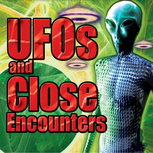UFOs and Close Encounters cover art