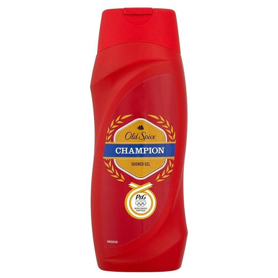 乱雑な首相財団Old Spice Shower Gel - Original (250ml) 古いスパイスシャワージェル - 元( 250ミリリットル) [並行輸入品]