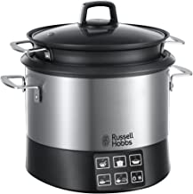 Russell Hobbs All-In-One Cookpot 4.5 litre, 23130, Silver, 1 Year Brand Warranty