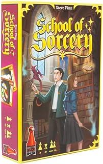 Doctor Finn's Games School of Sorcery