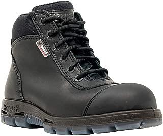 Redback Boots Cobar Safety Toe Black Work Boots UK8.5(US9.5)