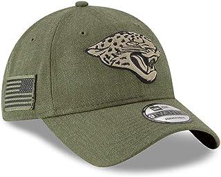 brand new eae5b a0f42 New Era Mens NFL 2018 Salute to Service 9Twenty Strapback Hat