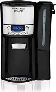 Hamilton Beach 12-Cup Coffee Maker, Programmable BrewStation Dispensing Coffee Machine..