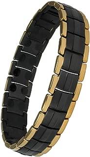 Best magnetic bracelet gold Reviews