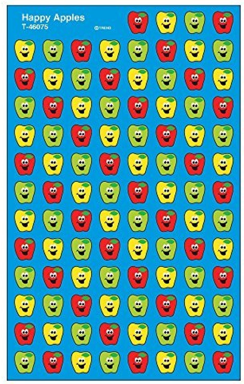 Trend Happy Apples Reward Stickers by Trend