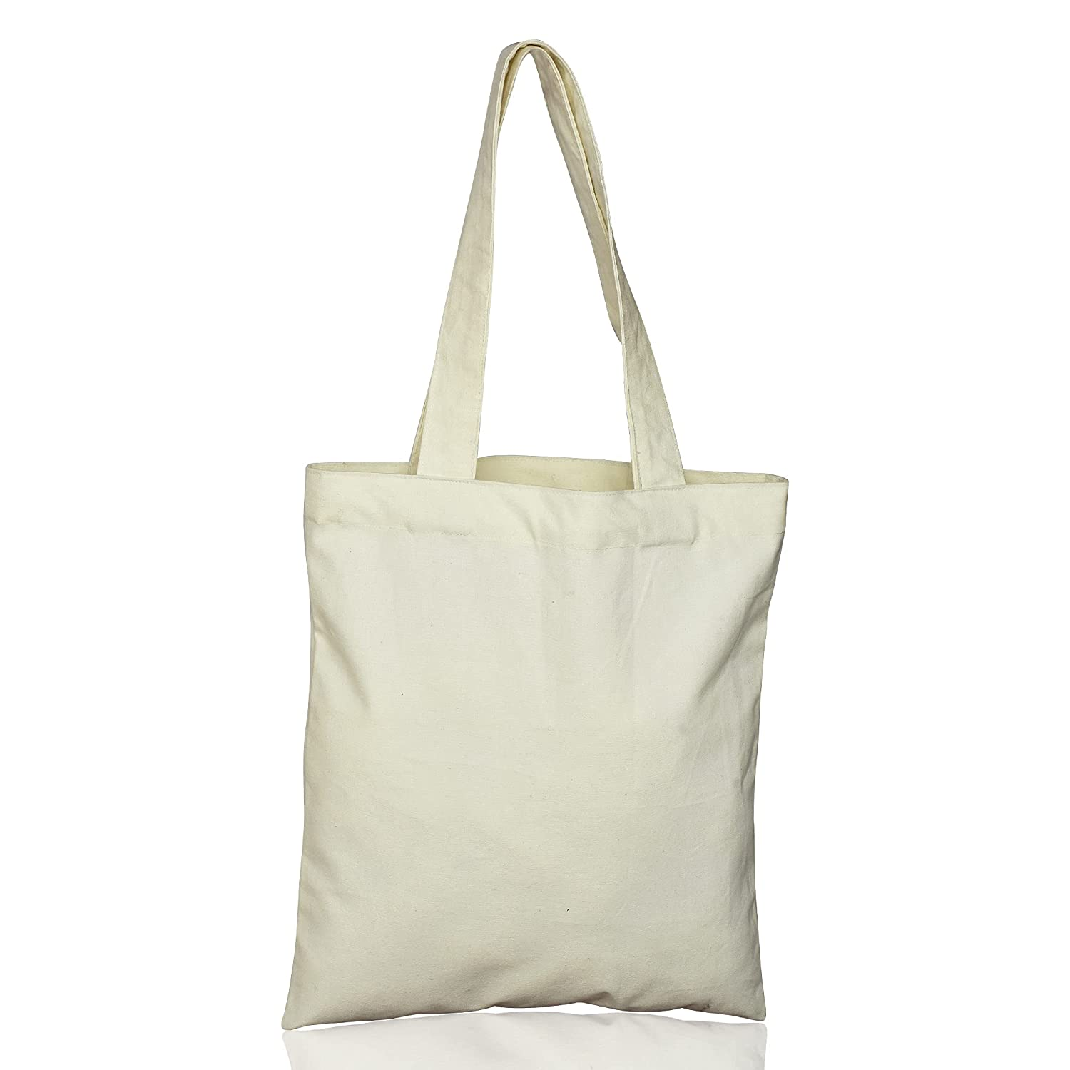 Off White Max 54% OFF Canvas Tote 67% OFF of fixed price Bag Unique Hand Shoulder fo