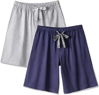 DAVID ARCHY Men's Cotton Pajama PJ Lounge Wear