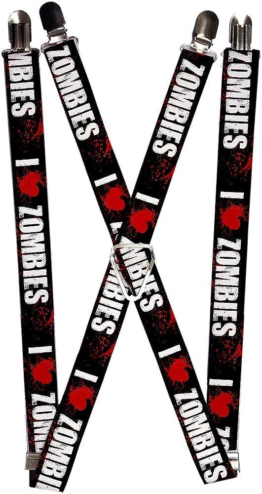 Buckle-Down Suspender - Zombies