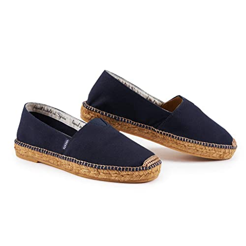 VISCATA Handmade in Spain Womens Barceloneta Authentic & Original Espadrille Flats