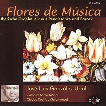 Flores de Música: Iberische Orgelmusik aus Renaissance und Barock