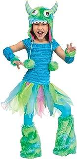 Costumes Baby Girl's Beastie Toddler Costume