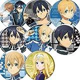 Ailin Online - Juego de 8 broches de anime para mochilas, vaqueros, gorras