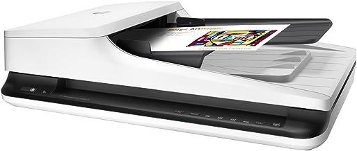 HP ScanJet Pro 2500 f1 - Escáner de Superficie Plana