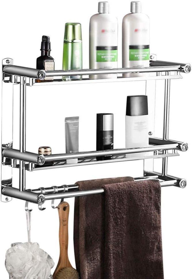 BGHDIDDDDD Towel Rack Dealing full price overseas reduction Racks Shower Organiser for Bathroom