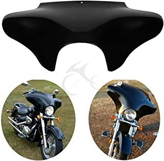 XFMT Front Outer Batwing Fairing Compatible with Honda Shadow VT750 VT1100 C2 Valkyrie GL1500C
