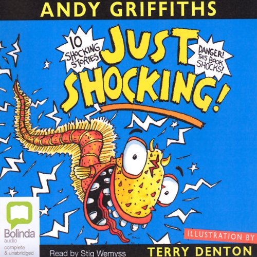 Just Shocking! audiobook cover art