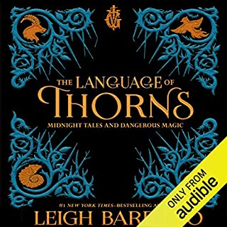 The Language of Thorns cover art