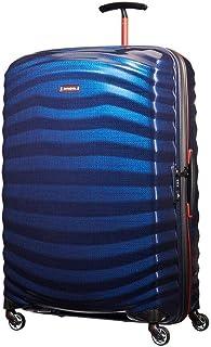 Samsonite Lite-Shock Sport Large 81cm Hardsided Suitcase - Nautical Blue/Red