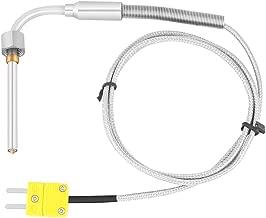 K-Type TERMOCOPPIA Acciaio Inossidabile Sonda Temperatura Controllore FILO SENSORI