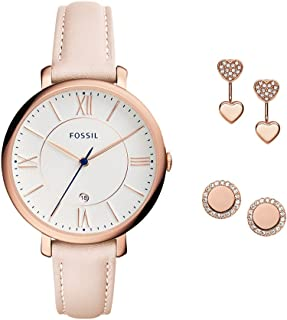 Fossil Womens Jacqueline Box Set - ES4202SET