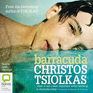 Barracuda audiobook cover art