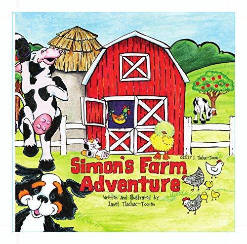 Simon's Farm Adventure by [Janet Tlachac-Toonen]