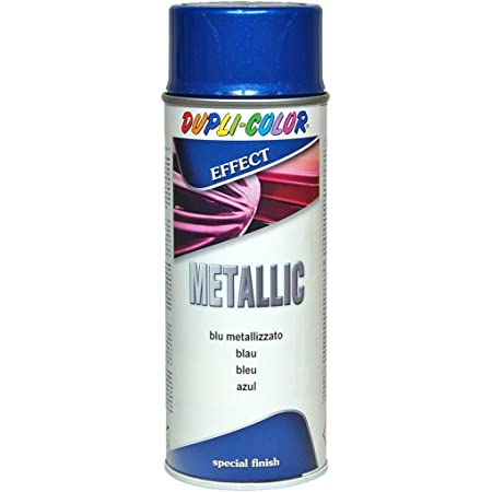 Metallic Effekt Blau Farbauswahl Lackspray Felgenspray Sprühfarbe Sprühdose Farbe Spraylack 400ml Baumarkt