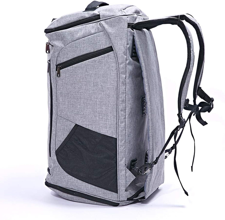 WANGXIAOLINYUNDONGBAO Reisetasche, wasserabweisend, Multifunktion, Sporttasche, Sporttasche, One-Shoulder-Tasche, One-Shoulder-Tasche, One-Shoulder-Tasche, Handtasche, grau (2 Größen) B07PJSXZYB  Neuer Markt 925256