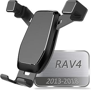Ayada Handyhalterung für Toyota RAV4, RAV4, RAV4, Telefonhalterung, Upgrade Design, Gravity Auto Lock Stabil, ohne Jitter, einfach zu installieren, RAV4 Zubehör 2014, 2015, 2016, 2017, 2018, Hybrid