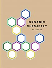 Organic Chemistry Brown Student Lab Notebook - College Chem Paper & Study Guide: Hexagonal Graph Paper Notebook; Organic Chemistry Notebook To ... Chain Graph; Supplemental Aid For Textbook