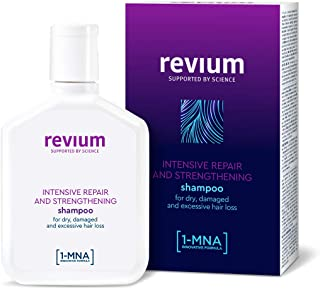 REVIUM DEEP REPAIR INTENSIVE ANTI-HAIR LOSS SHAMPOO FOR DRY AND DAMAGE HAIR WITH 1-MNA MOLECULE FOR WEAK EXCESSIVELY FALL...